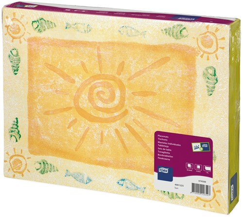 Tork Placemat 31x42cm, Sun