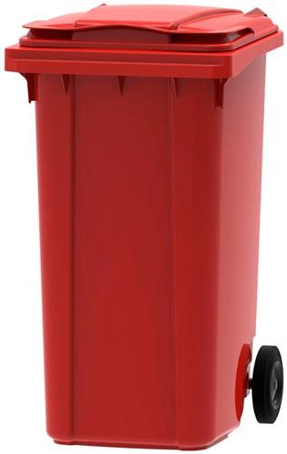 Mini-container, 240L, Rood