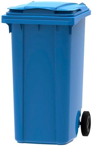 Mini-container, 240 L, Blauw