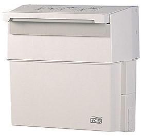 Tork Bin Compact Box 13L wit