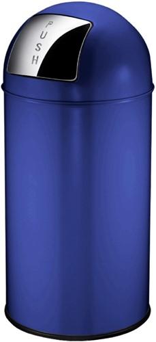 EKO Pushcan, 40 L, Blauw
