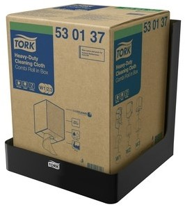 Tork Boxed Combi Roll Dispenser, Zwart