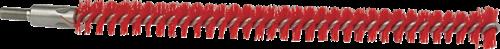 Vikan Pijpborstel voor Flexibele kabel, Ø12x200mm, Rood