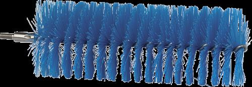 Vikan Pijpborstel voor Flexibele kabel, Ø60x200mm, Blauw