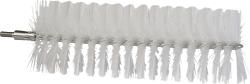 Vikan Pijpborstel voor Flexibele kabel, Ø60x200mm, Wit