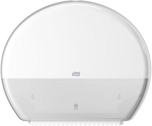 Tork Jumbo Toiletpapier Dispenser, Wit