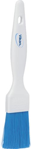 Vikan Garneerkwast, Zachte vezels, 30mm, Blauw