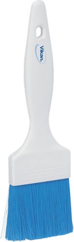 Vikan Garneerkwast, Zachte vezels, 50mm, Blauw