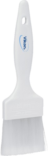 Vikan Garneerkwast, Zachte vezels, 50mm, Wit