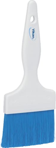 Vikan Garneerkwast, Zachte vezels, 70mm, Blauw