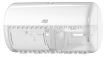Tork Conventional Toiletpapier Dispenser, Wit