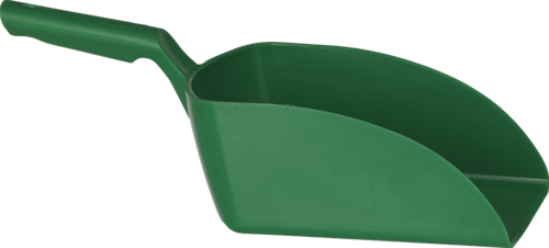 Vikan Rechte Handschep, 2 L, 160x370x130 mm, Groen