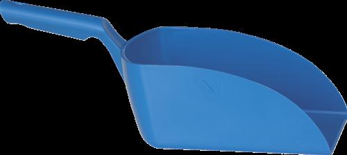 Vikan Rechte Handschep, 2 L, 160x370x130 mm, Blauw