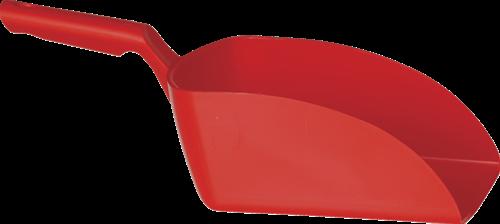 Vikan Rechte Handschep, 2 L, 160x370x130 mm, Rood
