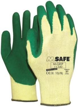 Handschoen M-Safe M-Grip 10/XL