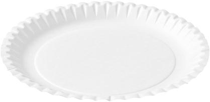 Bord rond 1-vaks Karton Ø150mm