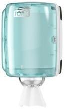 Tork Centerfeed Dispenser, Turquoise