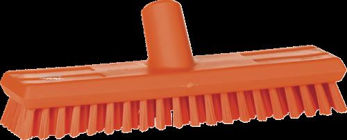 Vikan Watervoerende Luiwagen, 270 mm Hard, Oranje