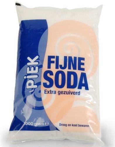 Piek Soda Fijn, 6 x 2000 gr