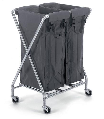 Numatic NX 1002 Wasgoedwagen 100 Liter Grijs
