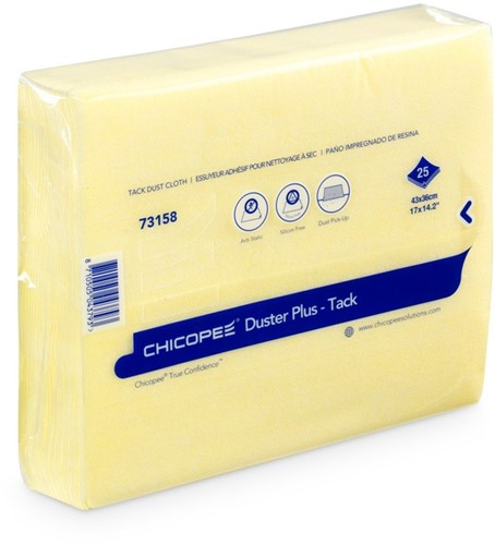 Chicopee 73157 Duster Plus Tack, 61x26 cm