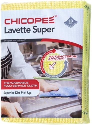 Chicopee 74533 Lavette Super, 51x36 cm, Geel