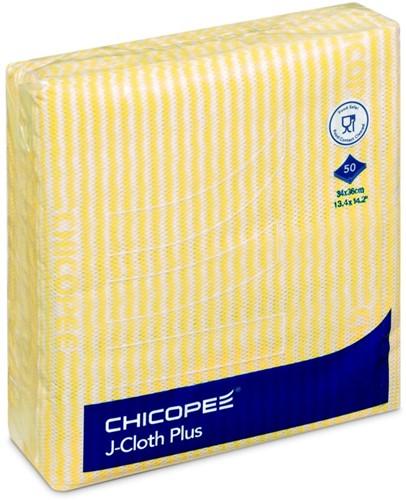 Chicopee 74774 J-Cloth Plus Medium, 34x36 cm, Geel