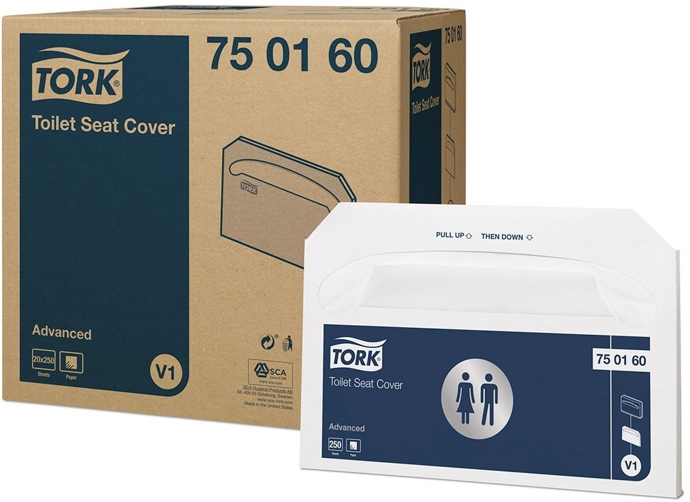 Admirable Tork Toilet Seat Cover 20 X 250 Stuks Ncnpc Chair Design For Home Ncnpcorg