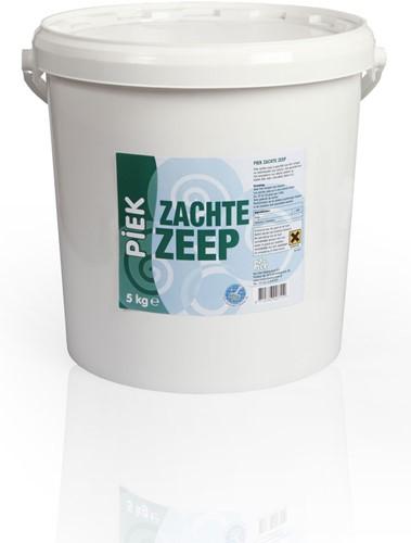 Piek Zachte Groene Zeep, 5kg