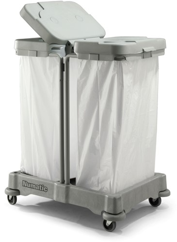 Numatic NSX 240 Afval Verzamelwagen