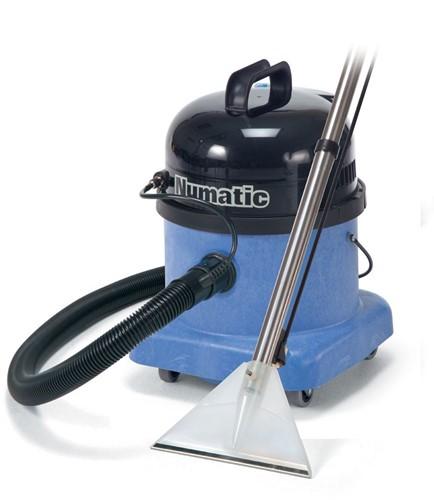 Numatic CT-380 Sproei-extractie Machine, Kit A26