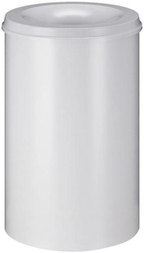 Vlamdovende papierbak, 110 L, Wit