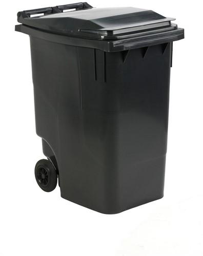 Mini-container, 360 L, Grijs