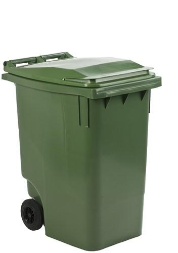 Mini-container, 360 L, Groen