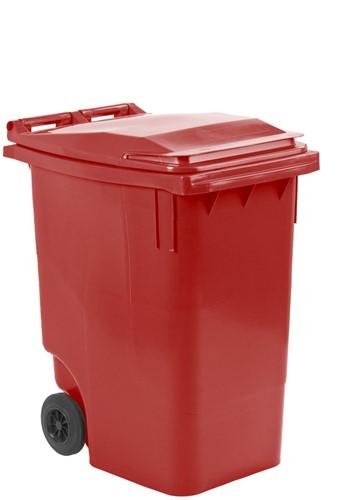Mini-container, 360 L, Rood