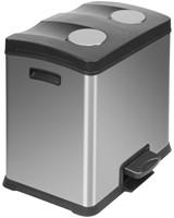 EKO Rejoice Recycling Pedaalemmer, 2x12L