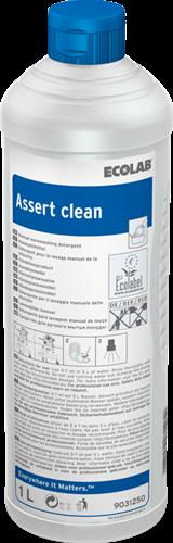 Ecolab Assert Clean - Handafwas premium, 6 x 1 L