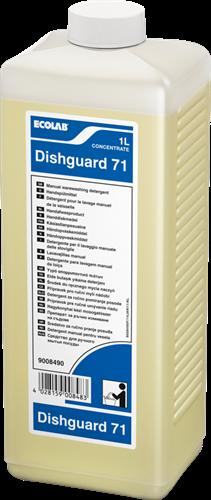 Ecolab Dishguard 71 - Handafwas, 4 x 1 L