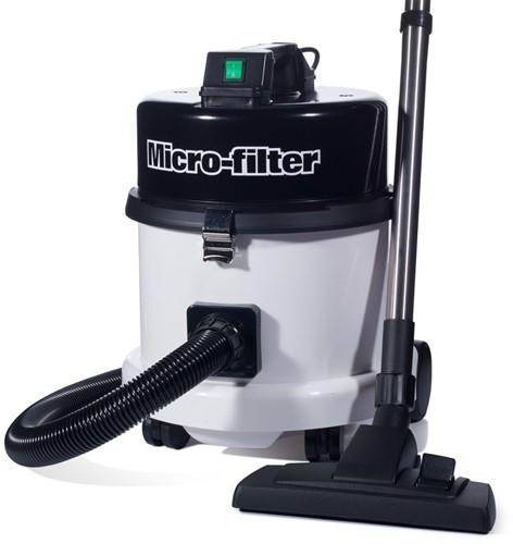 Numatic MFQ 370 Microfilter Stofzuiger