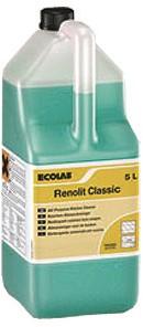 Ecolab Renolit Classic - Keukenreiniger, 4 x 5 L