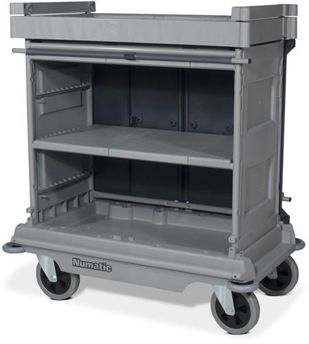 Numatic NKU 30 Flexi Front Hotelwagen