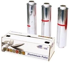 Aluminium Folie in Cutterbox 30 cm x 250 m
