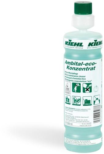 Kiehl Ambital-Eco Konzentrat - Vloerreiniger, 6 x 1 L