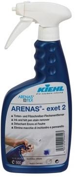 Kiehl Arenas-Exet 2 - Inkt en viltstift vlekverwijderaar, 6 x 500 ml