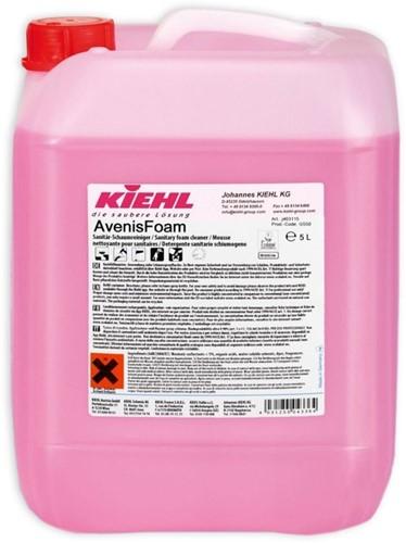 Kiehl Avenis Foam - Schuimreiniger, 2 x 5 L