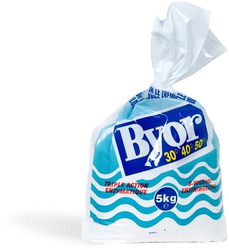 Waspoeder Byor, 4 x 5 kg