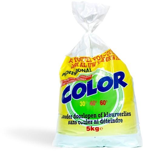 Waspoeder Color, 4 x 5 kg