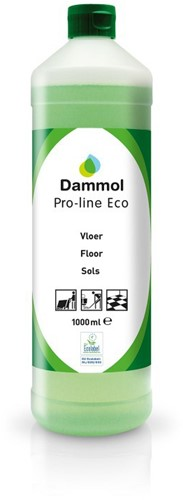 Dammol Pro-line Vloer ECO 12x1000ml