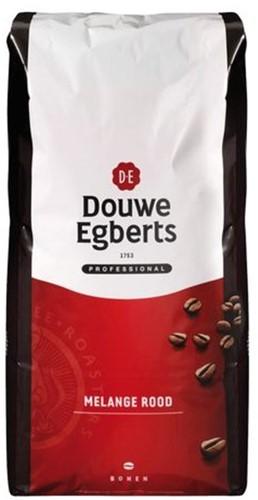 Douwe Egberts Rood Koffiebonen, 2 x 3 kg