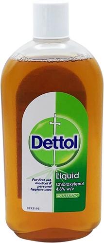 Dettol Desinfectie 6x750 ml